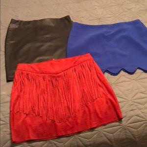 Womens skirts-3